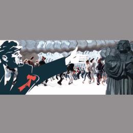 Reformation, Russische Revolution und ihre Erben: Wie Kirche und Welt verändert wurden