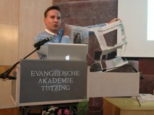 """Video-Mitschnitte und Fotos von der Tagung """"Herausforderungen der Netzpolitik"""""""
