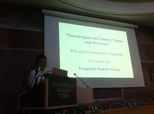 Catharina Maracke über einen neuen Weg im Urheberrecht