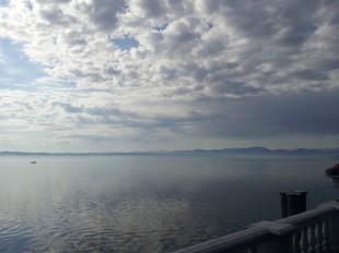 Der Star des Abends – der Starnberger See