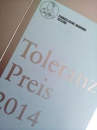 Toleranz – ein notwendiges Lebensprinzip