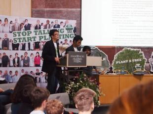 Startschuss für eine bessere Zukunft: Jugendgipfel in der Evangelischen Akademie