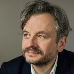 Hilmar Klute, Foto: Jan Konitzki
