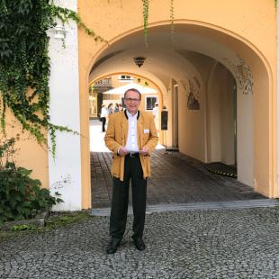 Tag der offenen Tür im September 2018, Udo Hahn