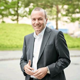 Manfred Weber: Europa braucht neuen Zusammenhalt