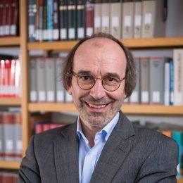 Dr. habil. Mathias Beer (Institut für donauschwäbische Geschichte und Landeskunde Tübingen)